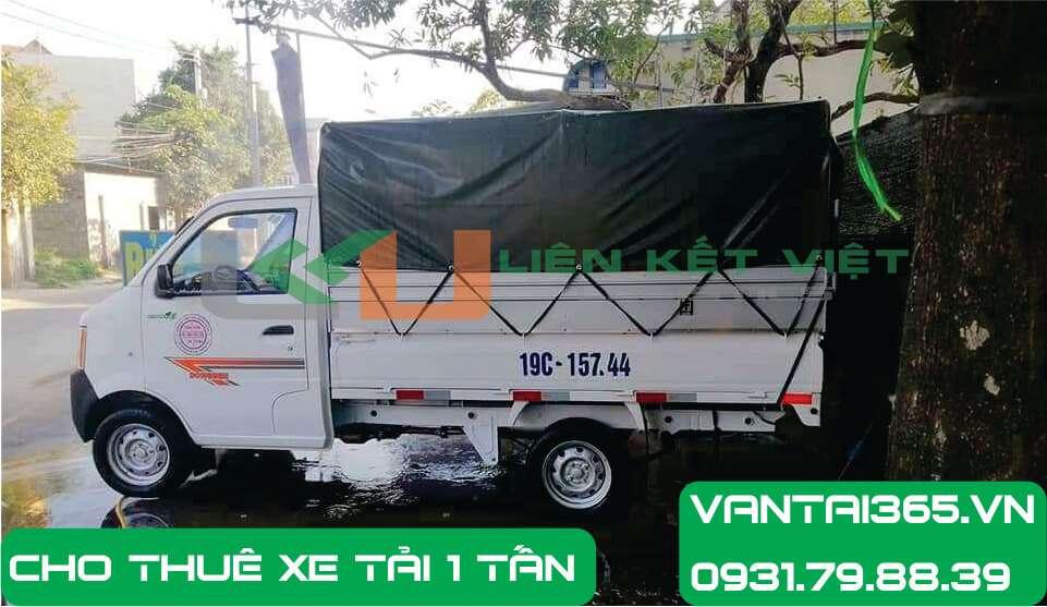 Cho thuê xe tải 1 tấn tại Liên Kết Việt