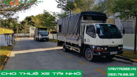 Cho thuê xe tải nhỏ tại Liên Kết Việt