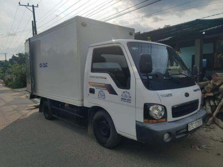 Dịch vụ cho thuê xe tải tự lái