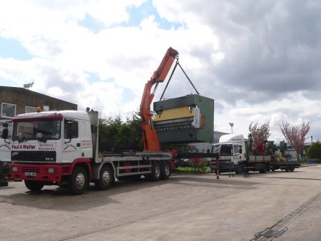 vận tải 365 vận chuyển kho xưởng uy tín