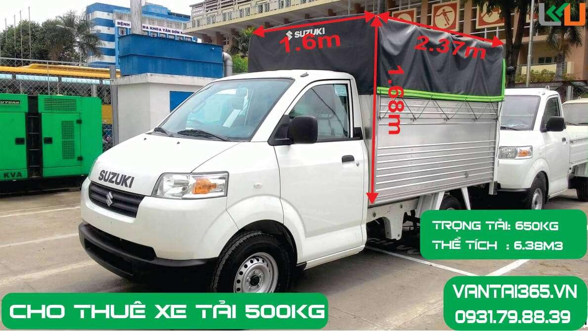 Xe Tải 500kg giá rẻ tại Liên Kết Việt