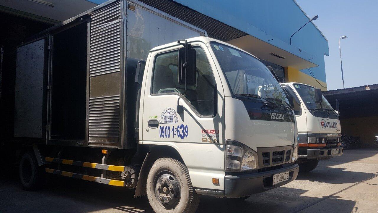 Thuê xe chở hàng nội thành tphcm đi Cần Thơ tại Vận Tải 365