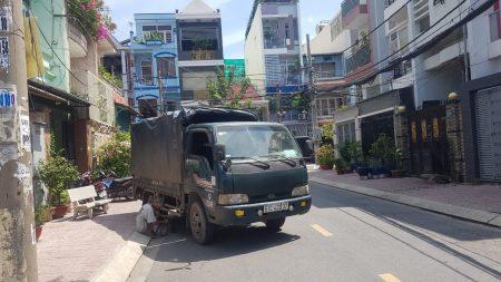 Vận Tải 365 cho thuê xe tải 1.25 tấn chở hàng