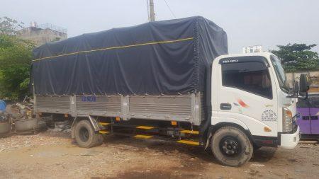 Vận Tải 365 cho thuê xe tải chở hàng 6m tại TpHCM