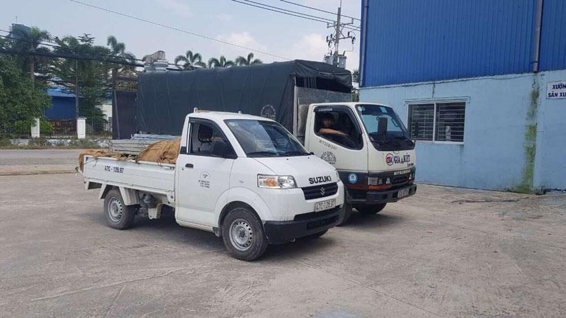 Cho thuê xe tải tự lái tp.HCM
