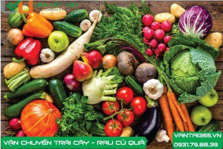 Vận chuyển trái cây – rau củ quả tại Liên Kết Việt