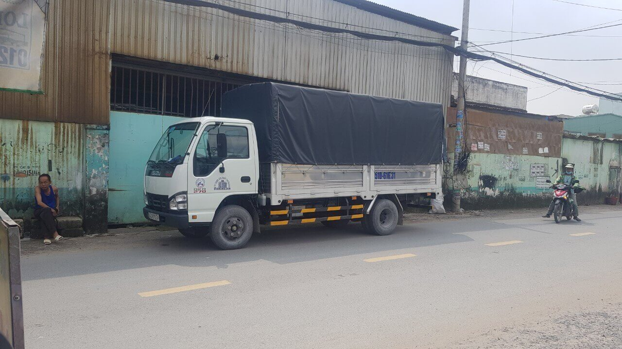 5 loại hình vận tải hàng hóa tphcm chính tại Vận Tải 365