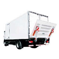 Xe tải nâng hạ hàng